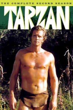 Tarzan: Season 2 keyart