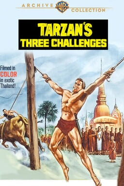 Tarzans Three Challenges keyart