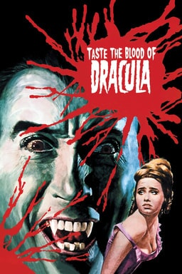 Taste the Blood of Dracula keyart