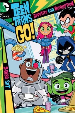 Teen Titans Go: Appetite For Disruption Season 2, Part 1 keyart