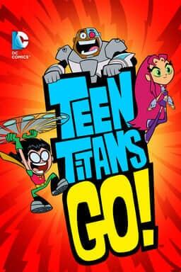 Teen Titans Go! keyart