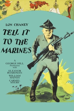 Tell It to the Marines keyart