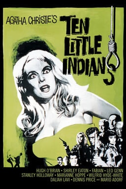 Ten Little Indians keyart