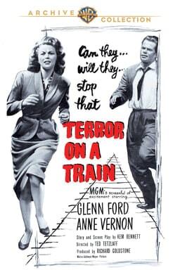 Terror on a Train keyart