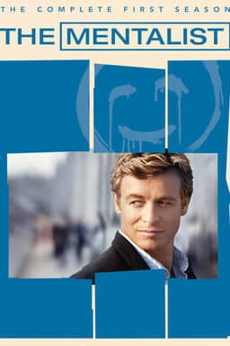 The Mentalist: Season 1 - Key Art