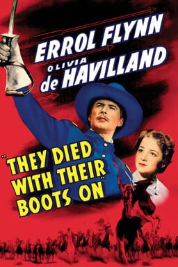 They Died with Their Boots On keyart
