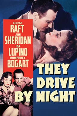 They Drive by Night keyart