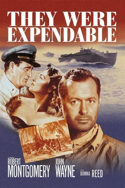 They Were Expendable keyart