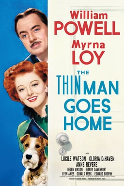 Thin Man Goes Home keyart