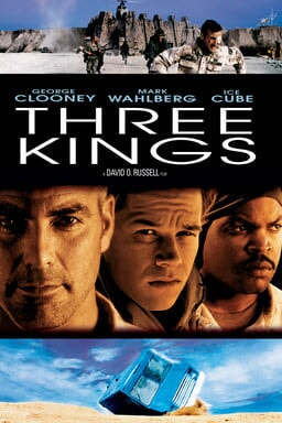 Three Kings keyart