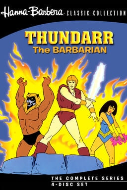 Thundarr the Barbarian: Complete Series keyart