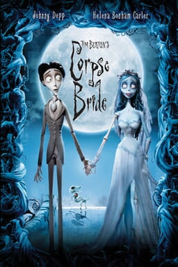 Burtons Corpse Bride keyart