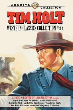 Tim Holt Western Classics Collection: Volume 4 keyart