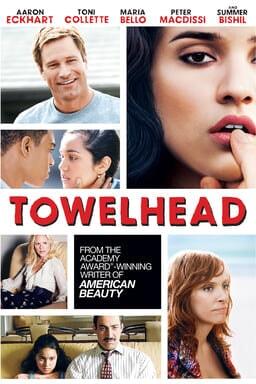 Towelhead keyart