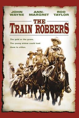 Train Robbers keyart