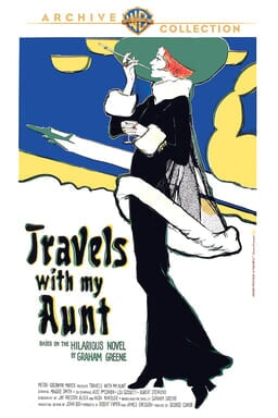 Travels with My Aunt keyart
