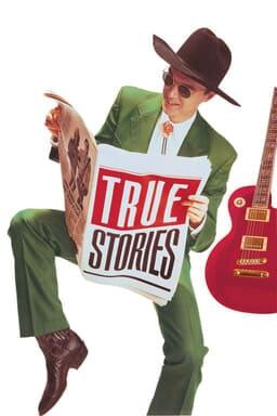 True Stories keyart