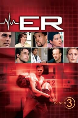 ER: Season 3 - Key Art