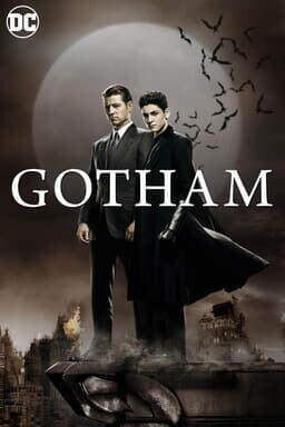 Gotham S5 - Key Art