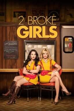 2 Broke Girls: Season 5 - Key Art