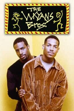 The Wayans Bros: Season 5 - Key Art