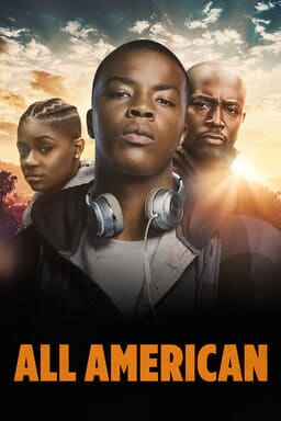 All American: Season 2 - Key Art