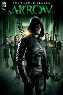 Arrow S2 - Key Art