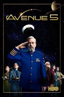 Avenue 5: Season 1 - Key Art