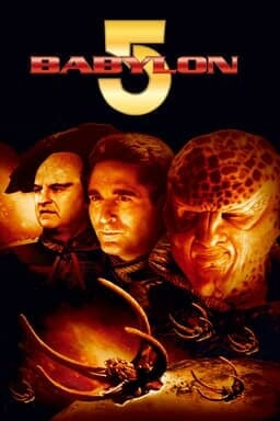 Babylon 5: Season 1 - Key Art
