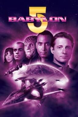 Babylon 5: Season 4 - Key Art