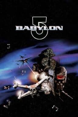 Babylon 5: The Complete Series - Key Art