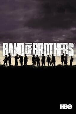 Band of Brothers: Season 1 - Key Art