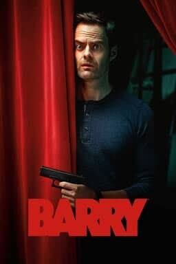 Barry: Season 2 - Key Art