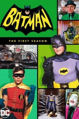 Batman: Season 1 - Key Art