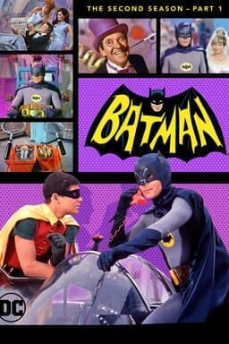 Batman: Season 2: Part One - Key Art