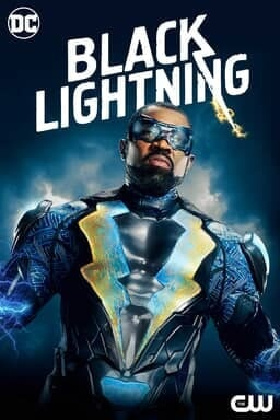 Black Lightning S2 - Key Art
