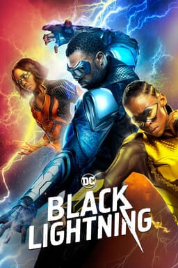 Black Lightning: Season 3 - Key Art