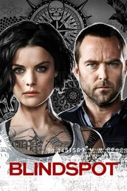 Blindspot S2 - Key Art