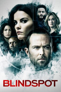 Blindspot: Season 5 - Key Art