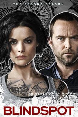 blindspot: season 2 poster