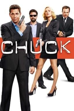 Chuck - Complete Series - Key Art
