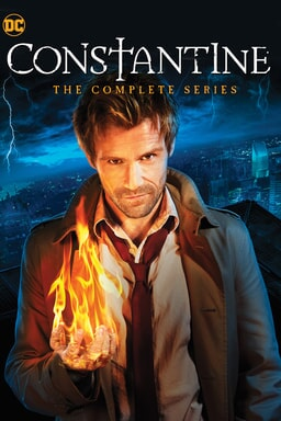 constantine the complete series poster