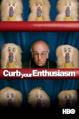 Curb Your Enthusiasm: Season 4 - Key Art
