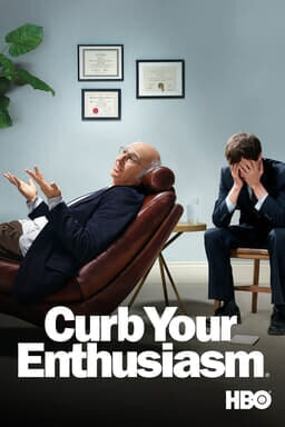 Curb Your Enthusiasm: Season 7 - Key Art