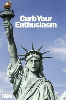 Curb Your Enthusiasm: Season 8 - Key Art