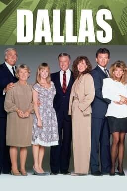 Dallas: The Complete Series - Key Art