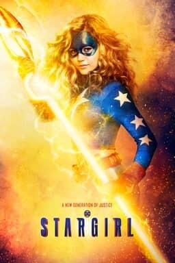DC's Stargirl: Season 1 - Key Art