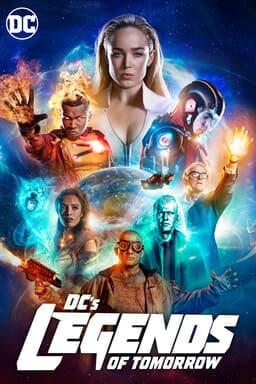 DC's Legends of Tomorrow S3 - Key Art
