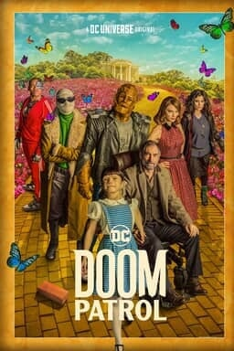 Doom Patrol: Season 2 - Key Art