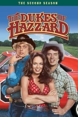 The Dukes Of Hazzard: Season 2 - Key Art